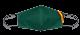 Mascarilla Verde Bandera .