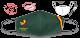 Mascarilla Verde Bandera E.Tierra.